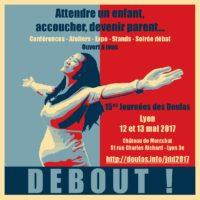 Journées des Doulas 2017 Lyon