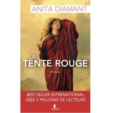 Le livre «La Tente Rouge» édité en poche