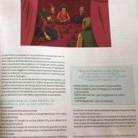 Kaizen magazine tente rouge