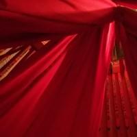 © Tente rouge du Riviéral