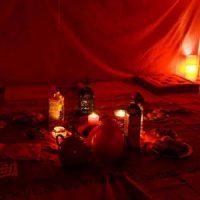 Tente rouge Roubaix